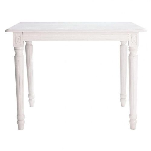 Les 25 meilleures id es de la cat gorie table carr e avec for Table a manger carree blanche