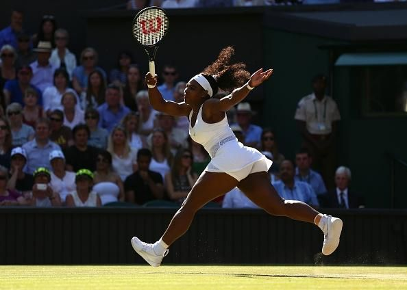WATCH Serena Williams vs. Garbiñe Muguruza: Wimbledon 2015 Women's Finals Live Stream & TV Schedule - http://imkpop.com/watch-serena-williams-vs-garbine-muguruza-wimbledon-2015-womens-finals-live-stream-tv-schedule/