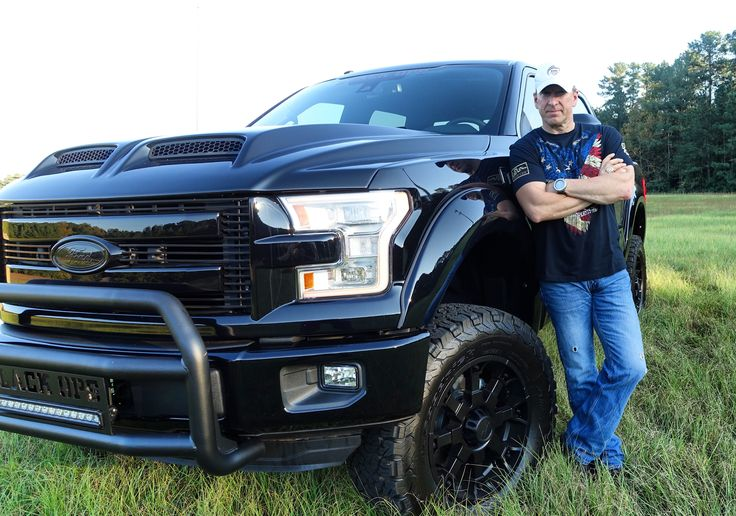 Black Ops - 2016 Ford F150