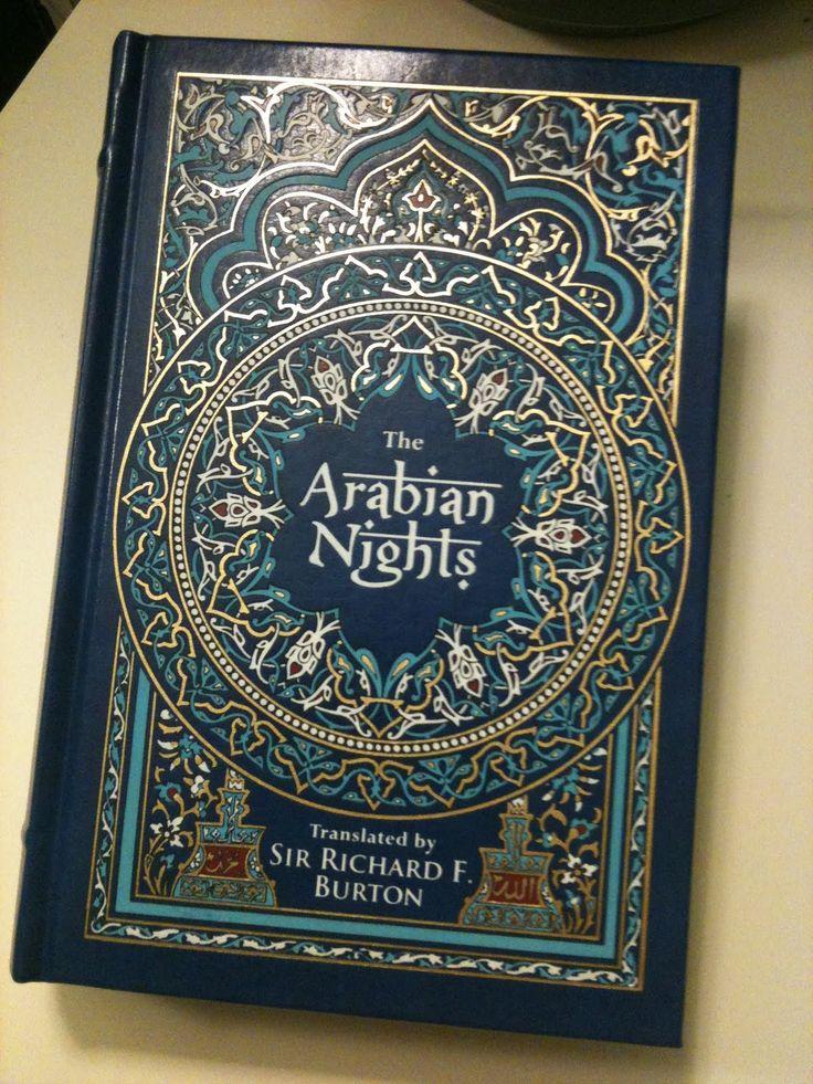 The Arabian Nights by Sir Richard Burton. One of my all ...