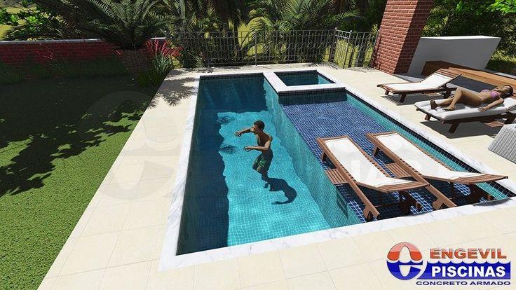 Resultado de imagem para medida de piscinas piscina - Medidas de piscinas ...