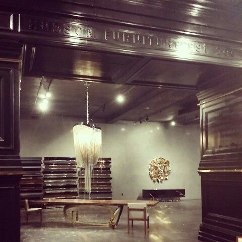 Brand New Hudson Furniture Showroom 25,000 Square Feet In #NYC At 112 West  20th Street