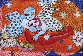 mirka mora artwork angel - Google Search