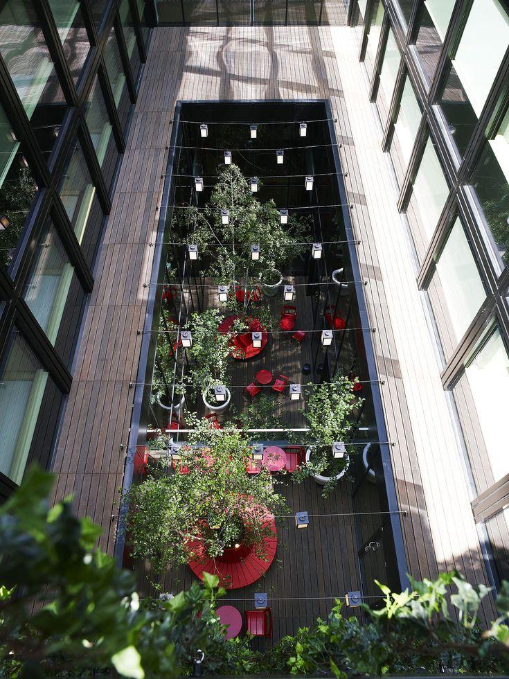 citizenM Hotel Bankside London by Concrete - CAANdesign