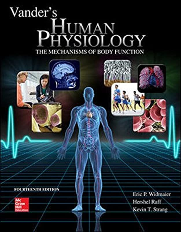 Pdf Vander S Human Physiology By Eric Widmaier Hershel Raff Et Al Physiologie Corps Corps Humain