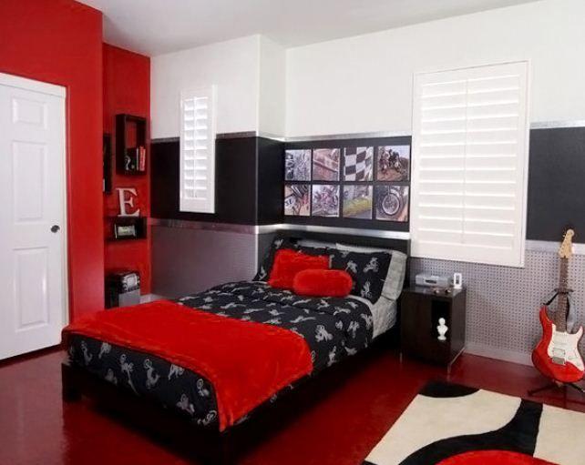 12 best Rock star boys bedroom images on Pinterest Boy bedrooms