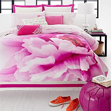 Teen Vogue® Flower Girl Comforter Set and More for Full/Queen - jcpenney - Love this bedding!