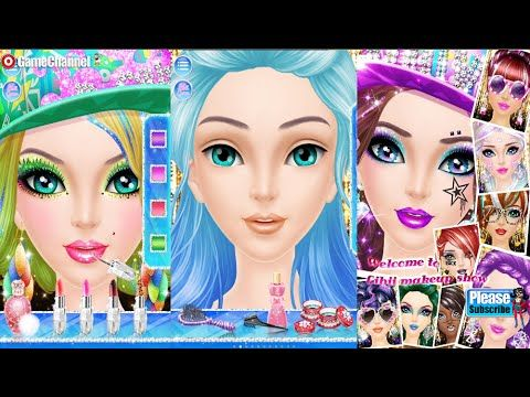 Make Up Me Superstar Videos games for Girls Android İOS Free  2015