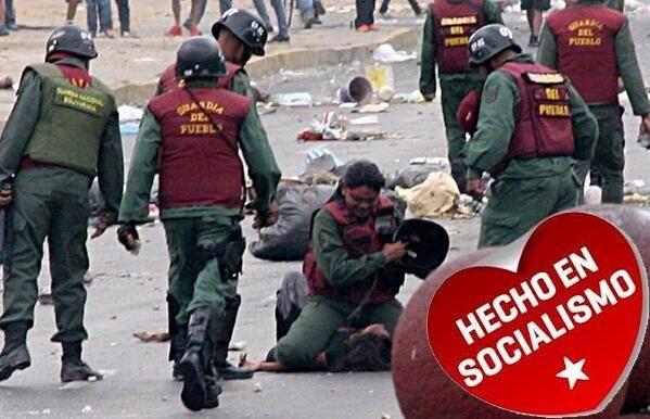 Postales Del Horror #Venezuela #SOSVenezuela: