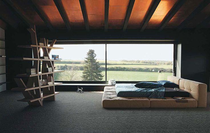 Einrichtungsideen im japanischen stil zen ambiente  The 25+ best Stanza da letto giapponese ideas on Pinterest