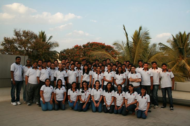 Team #Kenscio #Bangalore office