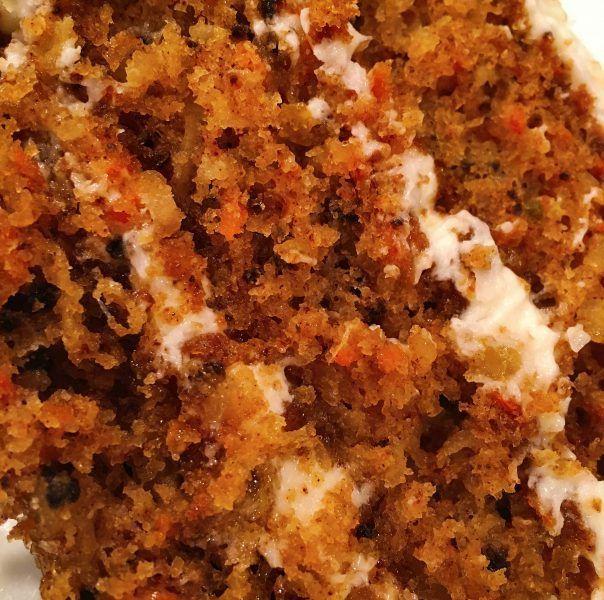 carrot-cake- (Linda Hammel made the best for Easter dinner!)
