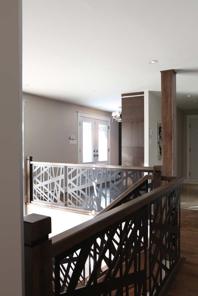 27 best escalier maison images on Pinterest Staircase handrail