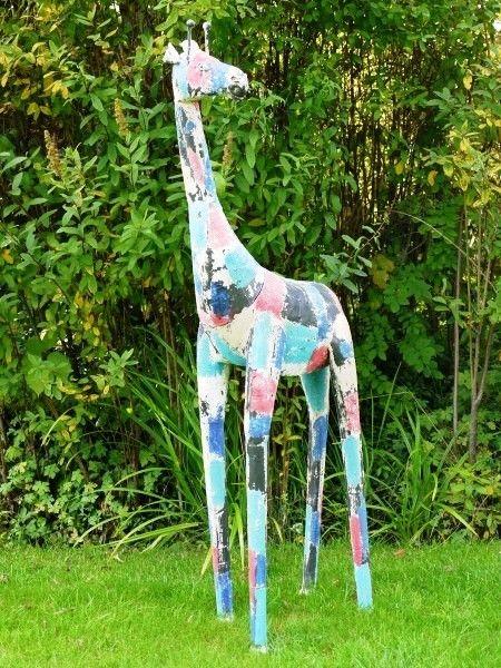 Image Result For Giraffe Statue
