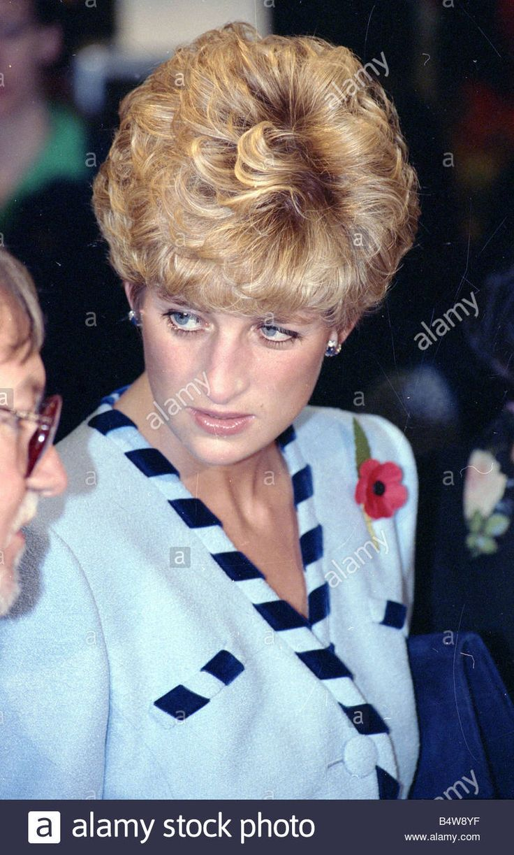 Princess Diana Overseas Visits Korea And Hong Kong 10 11