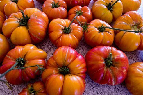 Why eat Organic?? Reason #1: Organic Tomatoes Have Higher Antioxidant Content Than Non-Organic