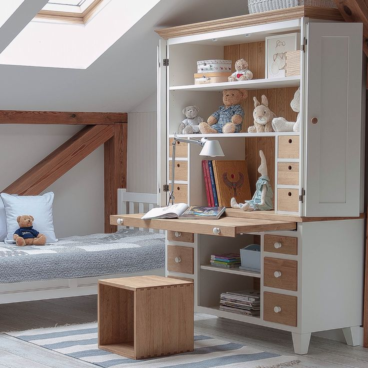 #kidsroom#childrensroom#kidsdecor#woodenfurnitures#furniture#natural