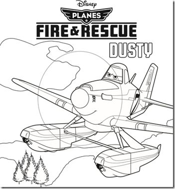 30 best Disney Plane Coloring images on Pinterest ...