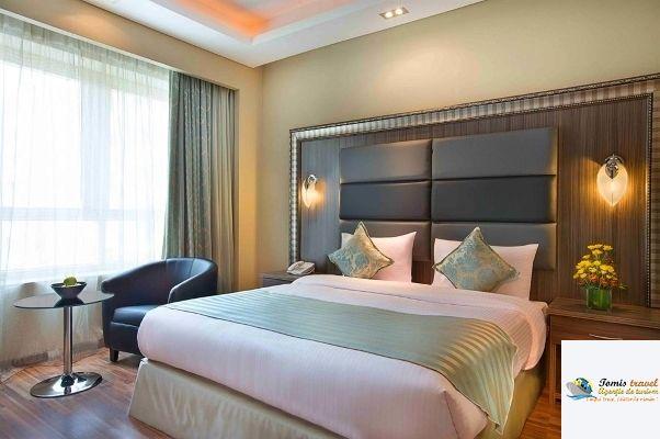 Hotel Black Stone Deira Demipensiune, Dubai, UAE