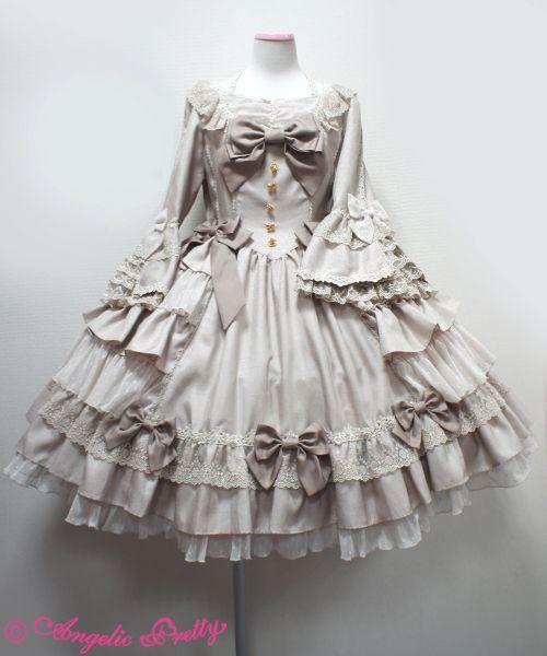 Angelic Pretty - Lady Christine Dress