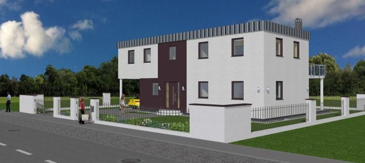 Villa Exklusiv auf Keller 194 qm Wohnfläche Haus