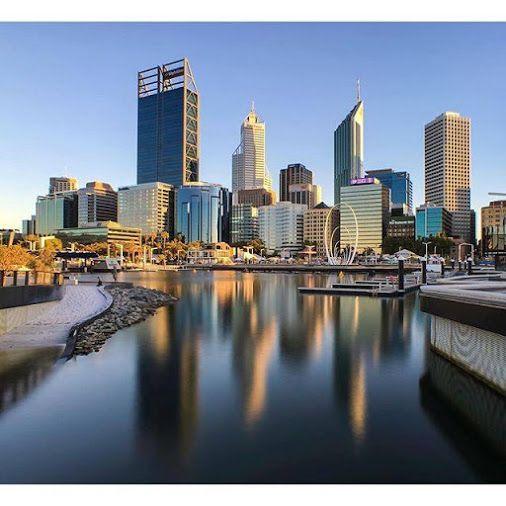 Elizabeth Quay - Perth City
