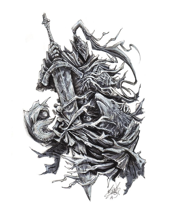 Dark Souls Art Book - Album on Imgur