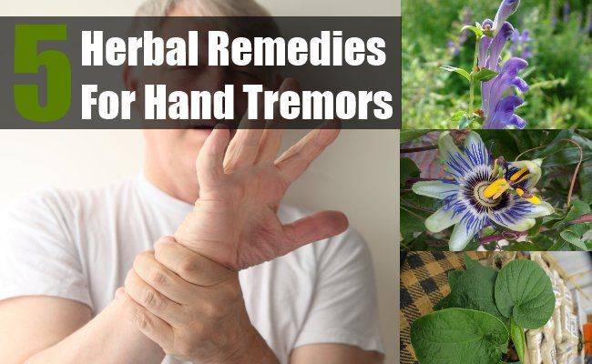 Natural Remedies For Familial Tremors