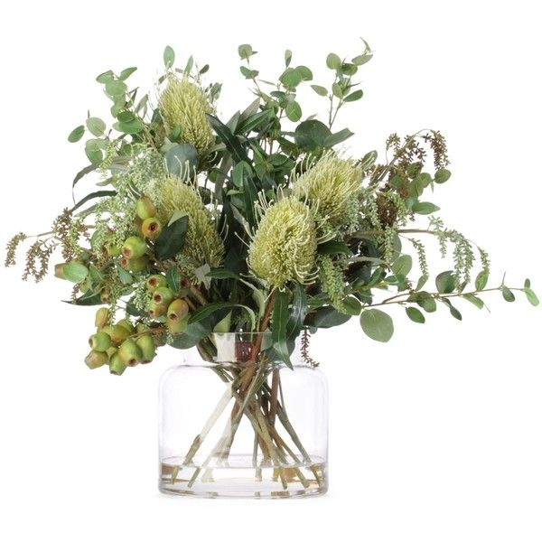 Australian Native Flowers in Vase and other apparel, accessories and trends. Browse and shop related looks.