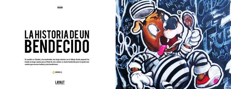 """Buenos días ya estrenamos nuestra tercera edición de """"LAYAUT, MAGAZINE"""" y en esta oportunidad contamos con el trabajo de Rodrigo Araya, Matías Hernán (Diseñador), Grone, De tal Pallet , una sección llamada """"Skate and Design"""" con trabajos de Doña Kalaka, Alejandro Anibal Tissavak Tissavak y mucho más !!  http://issuu.com/layautmagazine/docs/layau_t_3"""