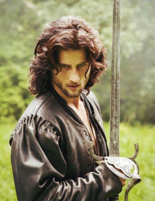 Mark Ryder, as Cesare Borgia
