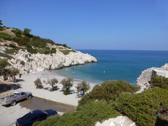 Kopria Beach, Rhodes, Greece