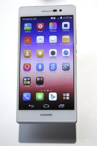 Huawei Unveils New Phone to Compete With Apple and Samsung - NYTimes.com