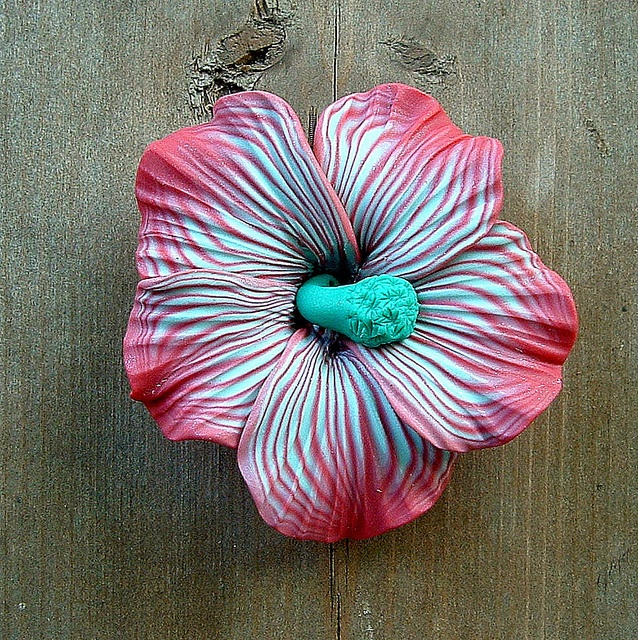 ... about Jewelry on Pinterest | Pendants, Hibiscus and Green necklace