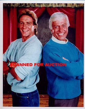 Barry Van Dyke and Dick Van Dyke - Sitcoms Online Photo Galleries
