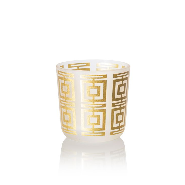 Handmade glass blown Shot-Liquor, Quadro Gold 1921, height: 55 mm | top diameter: 57 mm | volume: 60 ml | Bohemia Crystal | Crystal Glass | Luxurious Glass | Hand Engraved | Original Gift for Everyone | clarescoglass.com