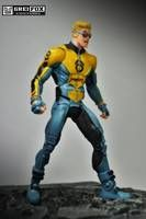 Cannonball Marvel Now Avengers (Marvel Legends) Custom Action Figure