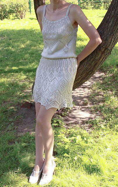 Ravelry: Karin tunic-dress pattern by Lacelegance