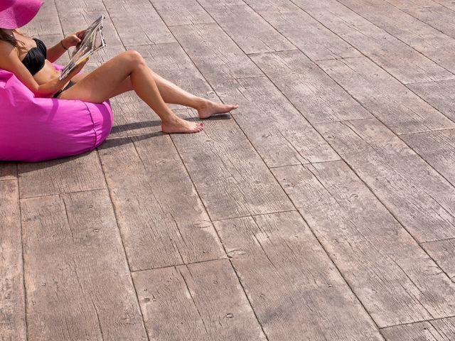 Personnaliser vos espaces extérieurs avec les bétons décoratifs CEMEX.