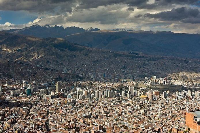 Ла-Пас – #Боливия #Ла_Пас (#BO_L) Боливийский Ла-Пас - самая высотная, в плане расположения над уровнем моря, столица мира! http://ru.esosedi.org/BO/L/1000074476/la_pas/