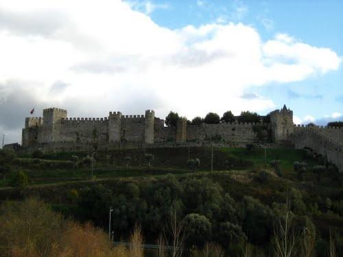 Castelo de Montemor-o-Velho - Portugal
