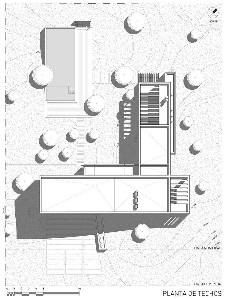 Casa Kuvasz, Cariló, Argentina - Estudio Galera