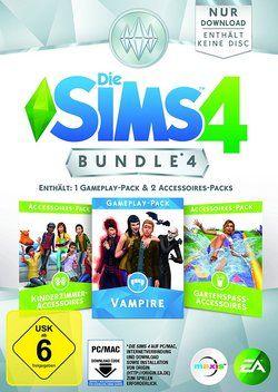 Die Sims 4 - Bundle Pack 4  PC (5035223121855)<br>Beim Großhandel B2B Großhändler kaufen / bestellen