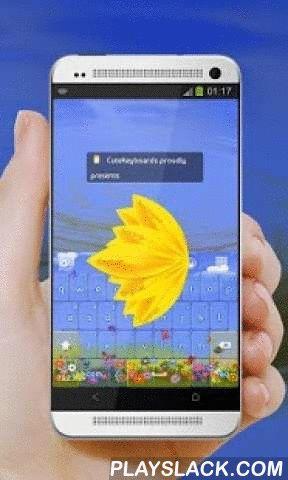 """Summer Petals GO Keyboard  Android App - playslack.com ,  Dit is de GO Keyboard """"Summer bloemblaadjes"""" thema door CuteKeyboards.Zomer bloemblaadjes.Bluey grijze nuances, strakke vormgeving en een geruststellende gevoel zijn het ding dat dit thema geïnspireerd door zonnebloem, licht, schoonheid en de zomer bieden aan zijn eigenaar, dus probeer het!Beauty wanneer unadorned is versierde het meest.Deze GO Keyboard thema straalt elegantie vanwege de mooie grijzig paarse tinten dat het…"""