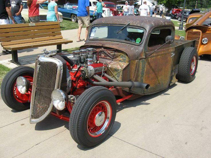 """Rat Rod"" Truck Pics - The 1947 - Present Chevrolet & GMC Truck Message Board Network | Chevy Rat Rods | Pinterest | GMC Trucks, Message board and Rats"