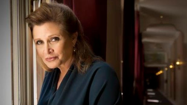 Actress Carrie Fisher suffered a 'cardiac episode' on Friday during an airline flight, according to reports.