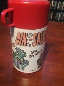 Dinosaurs TV show Aladdin Thermos