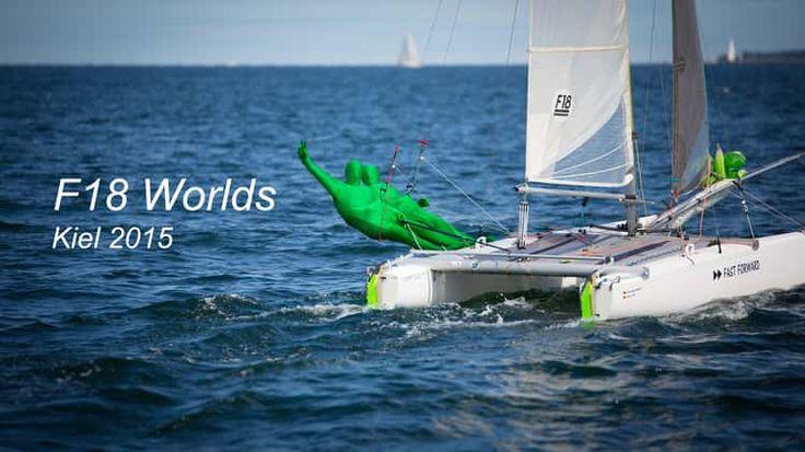 F18 Worlds - Kiel 2015