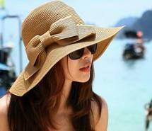 girl, fashion, hat, sunny, style ♥♥