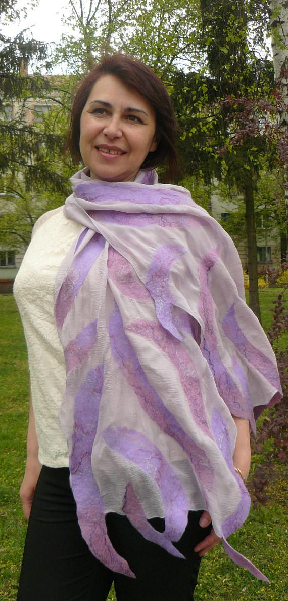 Buy here Ladies scarf Purple scarf Women scarf light scarf thin scarf lightweight Stole wrap autumn scarf long Nunofelt shawl cashmere #Ladiesscarf #Purplescarf #Womenscarf #lightscarf #thinscarf #lightweightscarf #Stolewrap #autumnscarf #longscarf #Nunofeltscarf #shawlcashmere #dragonflyscarf #springscarves #autumnscarf #Accessories #Scarves